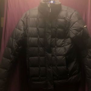 Women's winter puffer jacket